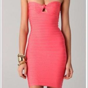 HERVE LEGER ARABELLA DRESS